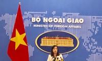 尊重和保护公民宗教信仰自由权是越南一贯政策