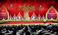 阮春福:2019年联合国卫塞节强调了越南佛教教会在融入国际过程中的地位和作用