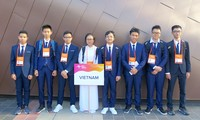 越南学生在亚洲物理学奥林匹克竞赛中获得多个奖项