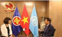 国际友人支持越南竞选联合国安理会非常任理事国