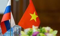 越俄加强经济、贸易与投资合作
