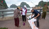 越南响应6·5世界环境日和6·8世界海洋日