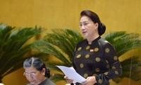 国会七次会议质询活动体现国会的地位、责任和监督权