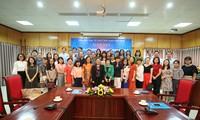 越南新闻媒体为民间外交工作做出积极贡献