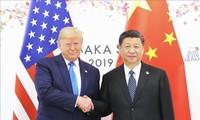 美中贸易战暂时停火