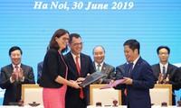 开启越南与欧盟合作的新阶段