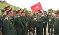 2019年国际军事比赛:越南取得优异成绩