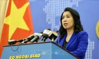中国要立刻停止违法行为,从越南专属经济区撤走全部船只
