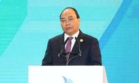 លោក Nguyen Xuan Phuc ជូបសន្ទនាជាមួយថ្នាក់ដឹកនាំនៃបណ្ដាខឿនសេដ្ឋកិច្ច ក្នុងឱកាសសប្ដាហ៍ជាន់ខ្ពស់ APEC