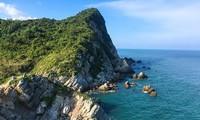 កោះ Quan Lan នៅស្រុក Van Don ខេត្ត Quang Ninh