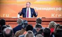 រុស្ស៊ីប្រកាសពេលវេលាដែលរៀបចំសន្និសីទសារព័ត៌មានធំប្រចាំឆ្នាំរបស់ប្រធានាធិបតីរុស្ស៊ី លោក Vladimir Putin