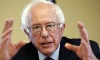 ព្រឹទ្ធសមាជិកសភានៃគណបក្សប្រជាធិបតេយ្យលោក B.Sanders ត្រៀមចូលរួមការបោះឆ្នោតប្រធានាធិបតីអាមេរិក
