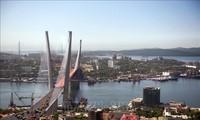 យន្តហោះដឹកគណៈប្រតិភូ ស.ប.បកូរ៉េទៅកាន់ទីក្រុង Vladivostok ប្រទេសរុស្ស៊ី