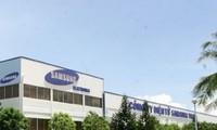 Samsung xây nhà máy điện thoại di động mới tại Việt Nam