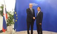 Slovakia mong muốn tăng cường hợp tác nhiều mặt với Việt Nam