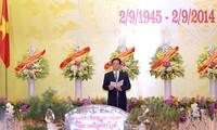 Chiêu đãi đoàn ngoại giao nhân dịp Quốc khánh Việt Nam