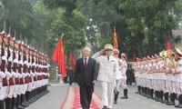 Tổng Bí thư Nguyễn Phú Trọng dự Lễ khai giảng của Học viện An ninh nhân dân