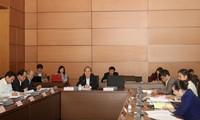 Quốc hội thảo luận về Luật tổ chức Chính phủ (sửa đổi),dự án Luật tổ chức chính quyền địa phương