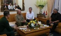 Bộ trưởng Quốc phòng Cuba ca ngợi kinh nghiệm đổi mới của Việt Nam