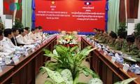 Việt Nam và Lào tăng cường hợp tác trong bảo vệ an ninh chính trị, bảo vệ trật tự an toàn xã hội