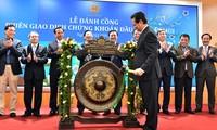 Thủ tướng Nguyễn Tấn Dũng: Thị trường chứng khoán VN cần hội nhập sâu hơn với thị trường quốc tế