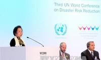 Việt Nam chia sẻ kinh nghiệm phòng chống thiên tai và ứng phó với biến đổi khí hậu