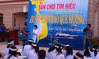 Tuyên truyền chủ quyền biên giới, biển đảo cho học sinh