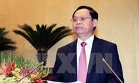 Việt Nam và Myanmar thúc đẩy hợp tác phòng chống tham nhũng