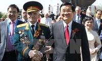 Chủ tịch nước Trương Tấn Sang trả lời phỏng vấn các hãng thông tấn hàng đầu của Nga