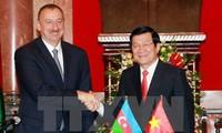 Củng cố quan hệ Việt Nam-Séc-Azerbaijan vì hợp tác phát triển