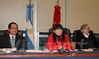Tọa đàm về Chủ tịch Hồ Chí Minh tại Argentina