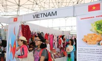 Văn hóa và hàng Việt Nam được yêu thích tại hội chợ Các nền văn hóa bạn bè tại Mexico City