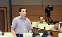 Quốc hội thảo luận về Dự thảo luật Kiểm toán nhà nước (sửa đổi)