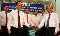 Khai trương Trang thông tin điện tử Thành phố Hồ Chí Minh trên Cổng thông tin điện tử Chính phủ