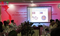 Hội thảo về tình hình Biển Đông trong sinh viên Việt Nam tại Nga