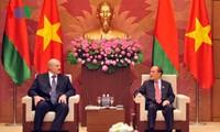 Củng cố phát triển toàn diện quan hệ Việt Nam – Belarus