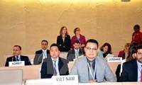 Việt Nam cam kết nỗ lực tối đa để giảm thiểu các tác động của biến đổi khí hậu đến sức khỏe toàn dân
