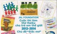Trao giải Cuộc thi làm thơ Haiku cho trẻ em thế giới năm 2016 tại Việt Nam
