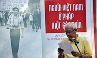 Giới thiệu hơn 100 bức ảnh về người Việt Nam ở Pháp
