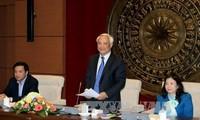 Phó Chủ tịch Quốc hội Uông Chu Lưu tiếp Bộ trưởng Ngoại giao và Hợp tác Cộng hòa dân chủ Timor Leste