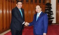 Việt Nam và Philippines tăng cường quan hệ Đối tác chiến lược