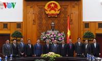 Tăng cường quan hệ hữu nghị và hợp tác nhiều mặt giữa Việt Nam và các nước ASEAN