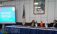 Việt Nam và Algeria tăng cường quan hệ hợp tác kinh tế-thương mại