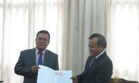 Bổ nhiệm lãnh sự danh dự Việt Nam đầu tiên tại Nouvelle Calédonie