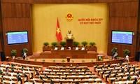 Tuần làm việc thứ hai của kỳ họp thứ nhất, Quốc hội khóa XIV