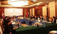 Hội nghị AEM 48 tạo nền tảng cho việc xây dựng thành công Cộng đồng kinh tế ASEAN