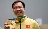 Thủ tướng Nguyễn Xuân Phúc chúc mừng đoàn thể thao Việt Nam thi đấu tốt tại Olympic 2016