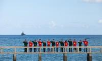 Chung tay bảo vệ chủ quyền biển đảo của Tổ quốc