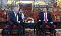 Belarus mong muốn hợp tác phát triển giao thông công cộng tại Hà Nội
