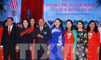"""Phụ nữ Bến Tre tiếp tục phát huy truyền thống """"đội quân tóc  dài"""" trong phong trào Đồng khởi năm xưa"""